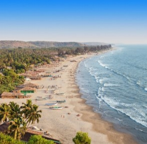 Beaches, shacks and the Goan vibe